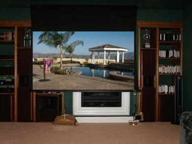 TCu0027s Simi Master Bedroom Theater. © Paul Squillo Music Systems ...
